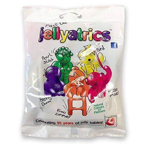 Jellyatrics Jelly Babies Funny Gift