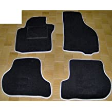 Volkswagen Golf VI desde 2008al 2012Alfombras para coche, juego completo de alfombras de moqueta sobre tamaño gris