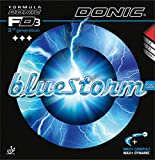 Donic BlueStorm Z2 Max Table Tennis Rubber (Red)
