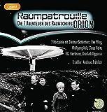 RAUMPATROUILLE  - Die 7 Abenteuer des Raumschiffs ORION: Schall & Wahn