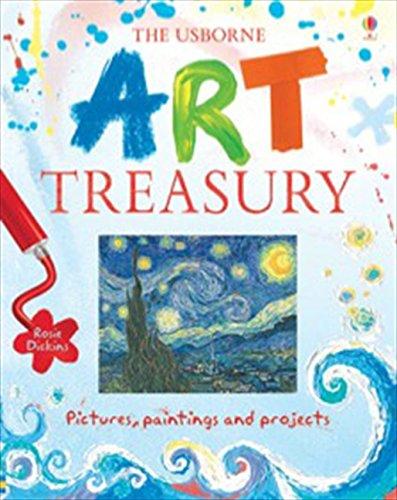 Art Treasury (Internet Linked)