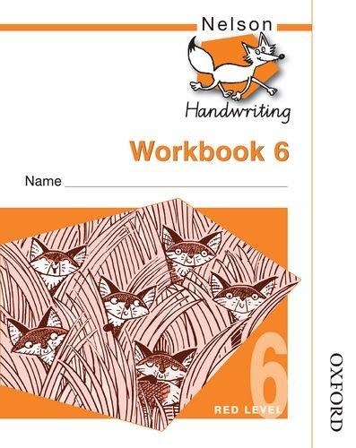 Nelson Handwriting Workbook 6 (X10)
