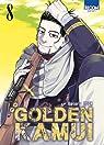 Golden Kamui T08 par Noda