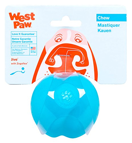 West Paw 27568 Jive Large, aqua