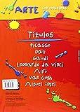 Image de Miró (Arte con pegatinas)