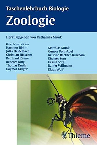 Zoologie (Taschenlehrbuch Biologie)