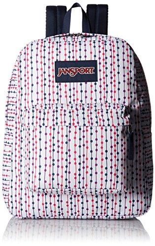 (Jansport Navy Frontrowspot) - JanSport Superbreak Backpack
