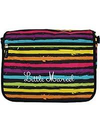 Little marcel - Besace scolaire Little Marcel ref_syd37363-lms paint