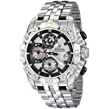 Festina Men's Bike 2011 Chronograph Watch F16542/1 with Stainless Steel Strap and Silver Dial