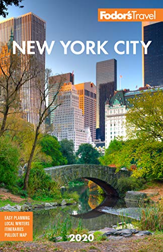 Fodor's New York City 2020 (Full-color Travel Guide) (English Edition)