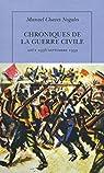 Chroniques de la guerre civile: (Août 1936 - septembre 1939) par Chaves Nogales