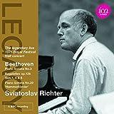 Beethoven: Piano Sonata No. 3, Bagatelles op. 126 Nos. 1, 4 & 6, Piano Sonata No. 29 'Hammerklavier'