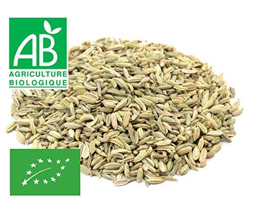 Fenouil Bio Graines 200g
