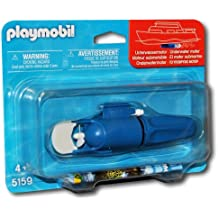 Playmobil 5159 - Jeu De Construction - Moteur Submersible