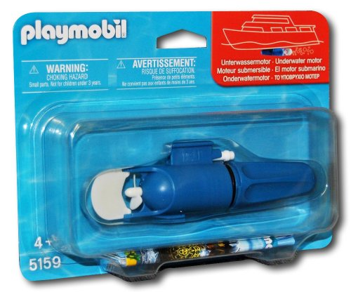 Playmobil 5159 City Action Underwater Motor