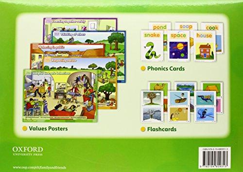 Family & Friends 3: Teacher's Resourcep 2ª Edición (Family & Friends Second Edition) - 9780194809313