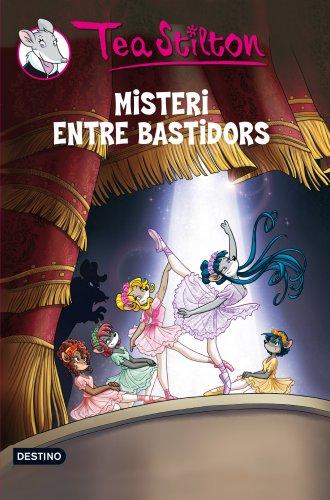 14. Misteri entre bastidors (TEA STILTON. TAPA DURA Book 20) (Catalan Edition) por Tea Stilton