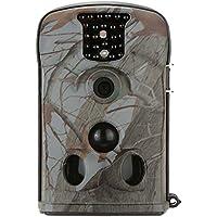 Docooler Wildlife Jagd Kamera 12MP HD Digital Infrarot Scouting Trail Kamera 940nm IR LED Video Recorder