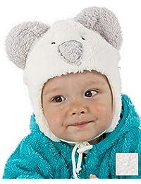 Baby Boy niños niños Otoño Invierno Cálido Sombrero Gorra 9-12meses superior calidad