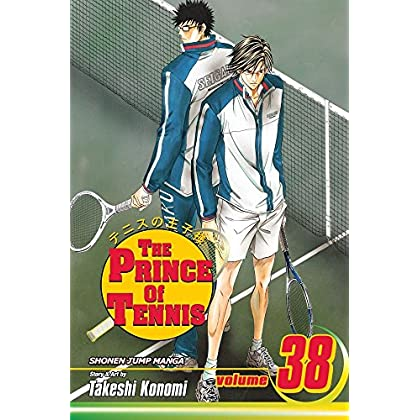 The Prince of Tennis 38 by Takeshi Konomi (6-Jun-2013) Paperback