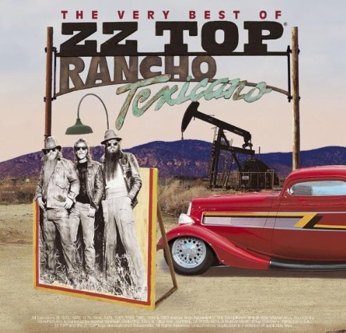 The Very Best Of ZZ Top: Rancho Texicano  (US Release)