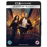 Inferno (4K Ultra HD Blu-ray + Blu-ray + Blu-ray Bonus Disc) [2016]