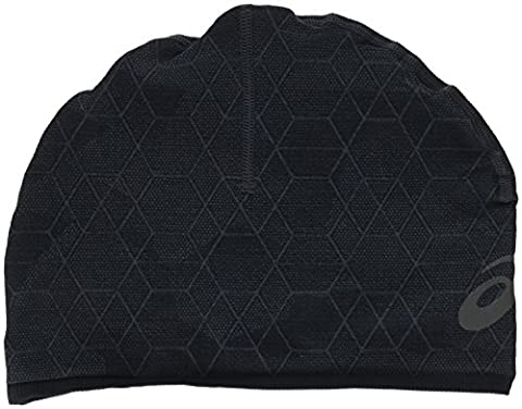 Asics 1468190904 Bonnet Mixte Adulte, Performance Black, FR : Taille Unique (Taille Fabricant : Taille Unique)