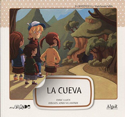 La cueva (Letra grande) por Enric Lluch Girbés