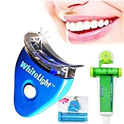 Teeth Whitening Fine Dental Tooth Teeth Cleaner Whitener System Whitelight Gel Kit Set