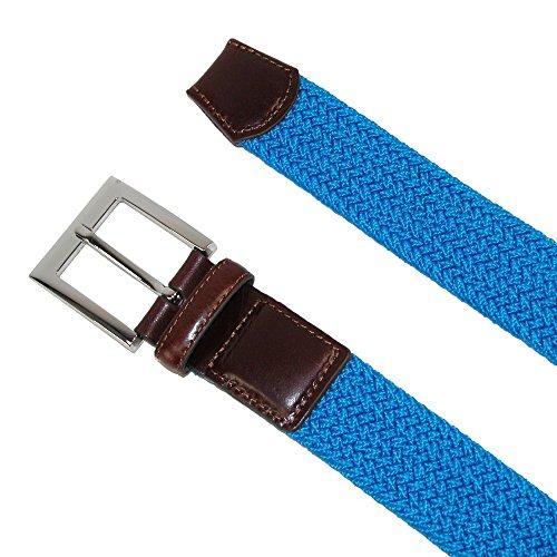 PGA Herren Gürtel Electric Blue