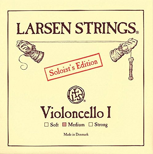 Larsen Strings Cello II Soloist Edition - D - Medium - D-Saite - 4/4