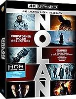 Christopher Nolan Collection (7 Blu-Ray 4K Uhd+7 Blu-Ray+5 Dvd) [Italia] [Blu-ray]