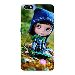 Gorgeous Kid Cute Multicolor Back Case Cover for Honor 4X
