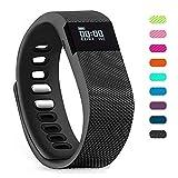 Fitness Tracker,Amytech Bluetooth 4.0 Sleep Monitor Calorie Counter Pedometer Sport Activity Tracker