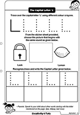 Creativity 4 Tots -Alphabet and Patterns Worksheets