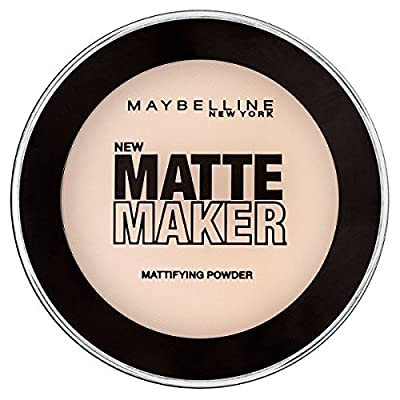 Maybelline Matte Maker Mattifying Powder 10 Classic Ivory 16g from Maybelline