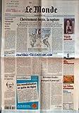 MONDE (LE) [No 17292] du 30/08/2000 - CHEVENEMENT-JOSPIN, LA RUPTURE - AMAZON.COM VEUT BOUSCULER LE MARCHE DU LIVRE EN FRANCE - OTAGES DE JOLO - TRIPOLI PAVOISE - DES JO SANS EPO ? - L'EPAVE DE L'ESTONIA N'EST PLUS UN CIMETIERE MARIN INVIOLABLE PAR ANTOINE JACOB - CINEMA - RIRES D'HOLLYWOOD - LIBAN - TRIOMPHE DE L'OPPOSITION - WALID JOUMBLATT - REFORMES FISCALES - POURQUOI ET POUR QUI ? PAR JEAN-PAUL FITOUSSI - LES SERIES DE L'ETE - LES FOLIES D'INTERNET - MOTEURS SANS MEMOIRE.