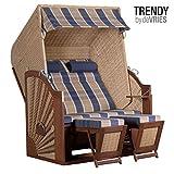 Vries de STRANDKORB TRENDY PURE CLASSIC XL SUN ARUROG DESSIN 428