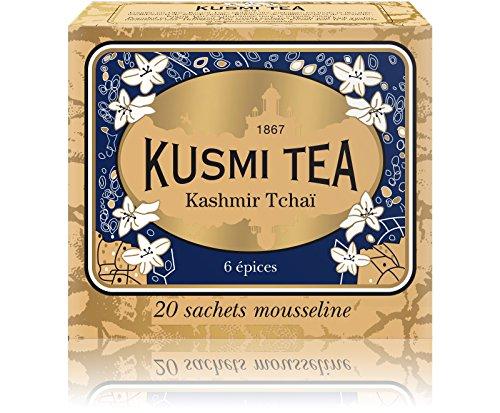 Kusmi Tea - Kashmir Tchaï - Boîte 20 sachets