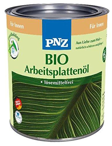 PNZ Bio Arbeitsplattenöl (farblos, 0,75 L)