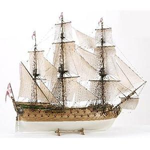 Billing Boats Facturación Barcos 1:75 Escala Kit Norske Amor Modelo de construcción