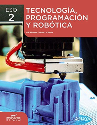 Tecnología, Programación y Robótica 2. (Aprender es crecer innova) - 9788469814789 por Manuel Pedro Blázquez Merino