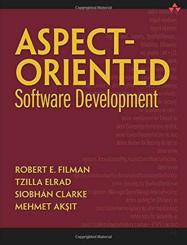 Aspect-Oriented Software Development