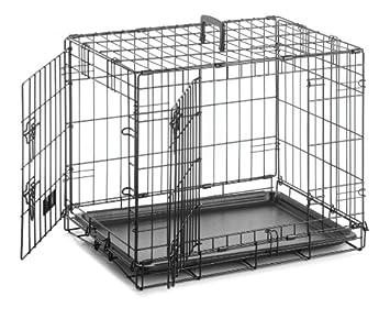 sharples n grant dog crate xl 107 x 71 x 76 cm black