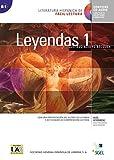 Niveau B1: Leyendas: Lekt?re mit Audio-CD (Literatura hisp?nica de F?cil Lectura)
