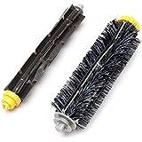 Cepillo de cerdas flexibles batidor Cepillo Para iRobot Roomba Serie 600/700