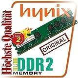 Original HYNIX DDR2 1024MB 2Rx8 PC2-6400U-666 800MHz CL6 240-DIMM, NEU, BULK