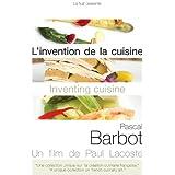 L'invention de la cuisine Pascal Barbot