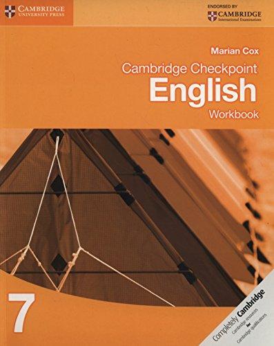 Cambridge checkpoint english. Workbook 7. Per le Scuole superiori. Con espansione online