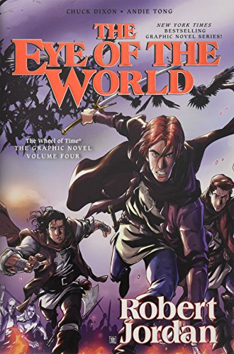 The Eye Of The World. Graphic Novel 4